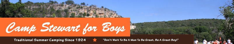 Texas Overnight Summer Camp for Boys